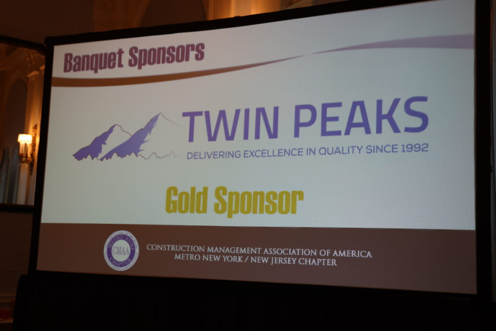 Twin Peaks association with the CMAA