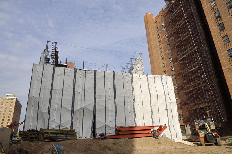 NYCHA Red Hook Houses - Twin Peaks Testing